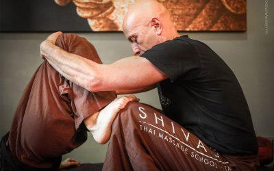 Thai Traditional Yoga Massage | Corso Base