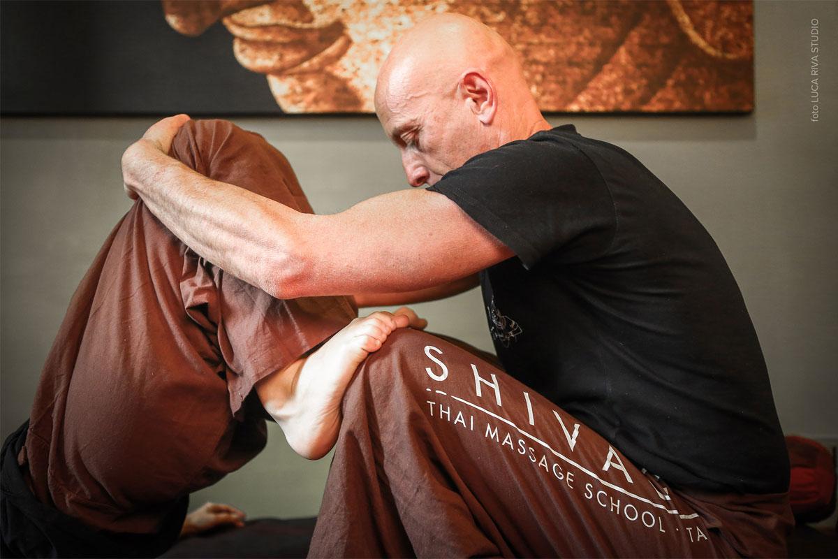 Thai Body Manipulation Corso