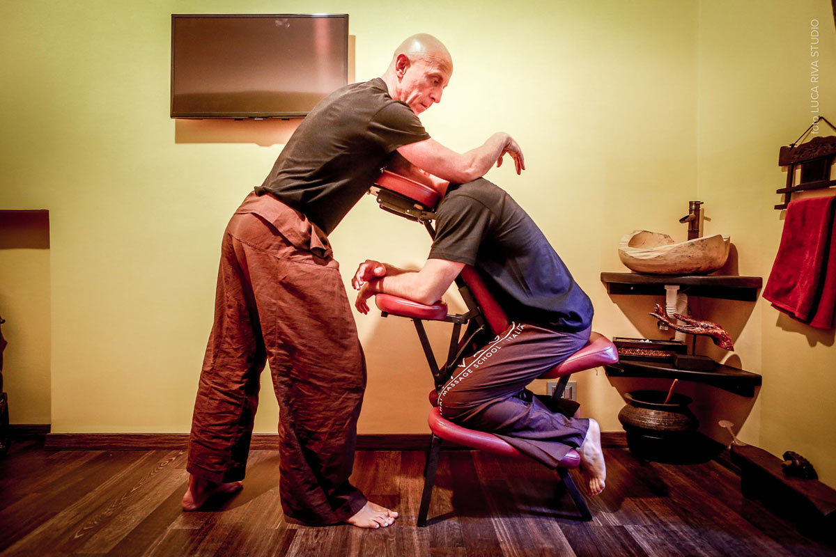Thai Body Manipulation Corso
