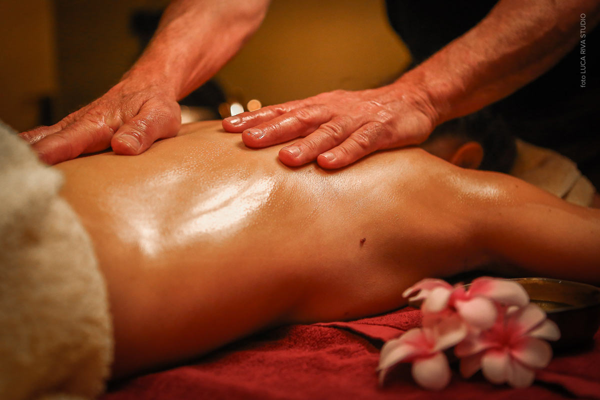 Corso Thai Oil Massage