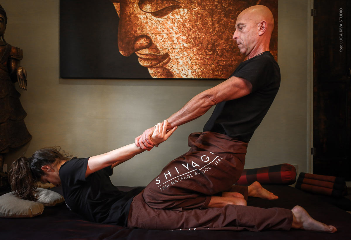 Traditional Thai Massage Corso Base
