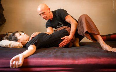 Thai Massage con gomiti, ginocchia e avambracci | Corso Avanzato