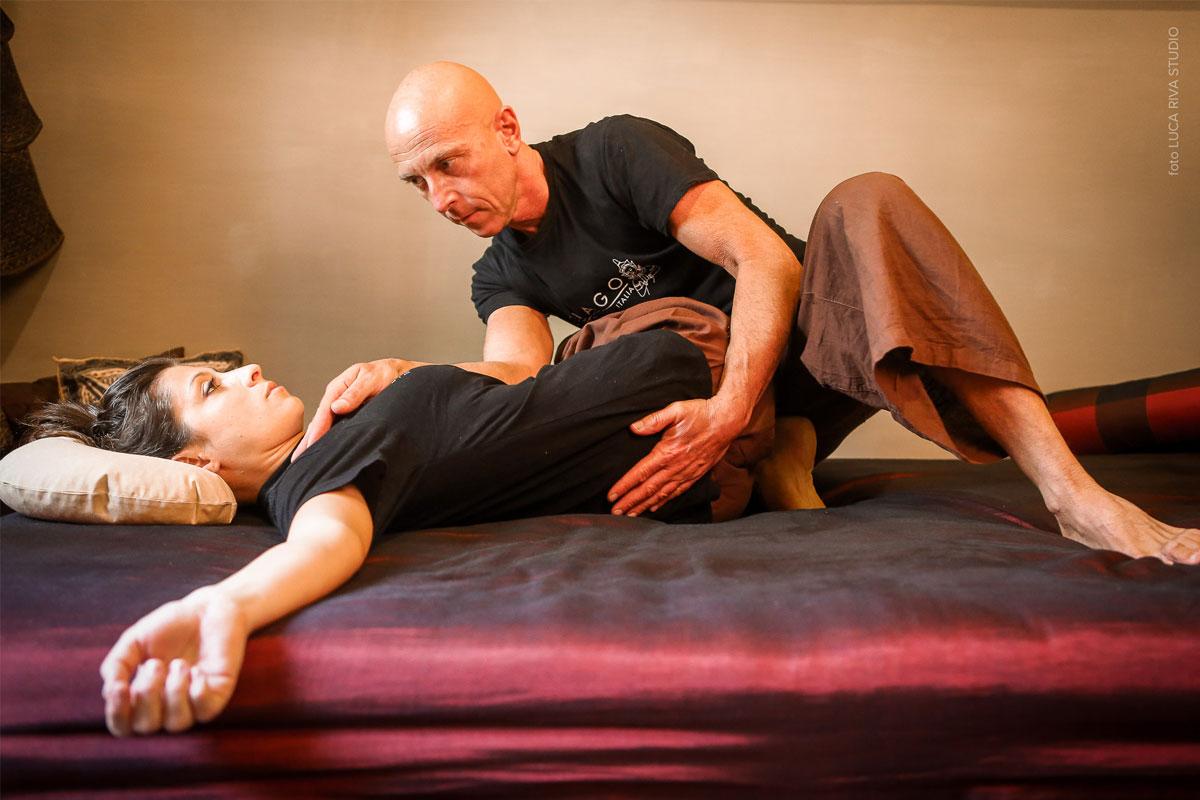 Corso Thai Foot Massage