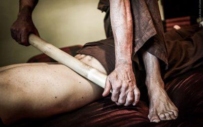 Bamboo Thai Oil Massage | Corso Lanna Style